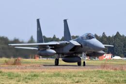 woodpeckerさんが、茨城空港で撮影した航空自衛隊 F-15J Eagleの航空フォト(飛行機 写真・画像)