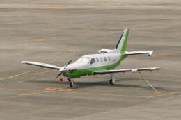 KKiSMさんが、名古屋飛行場で撮影した日本法人所有 TBM-700の航空フォト(飛行機 写真・画像)