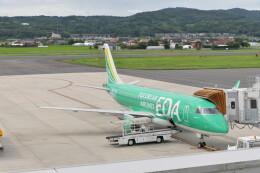 KKiSMさんが、出雲空港で撮影したフジドリームエアラインズ ERJ-170-200 (ERJ-175STD)の航空フォト(飛行機 写真・画像)
