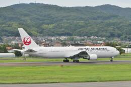 KKiSMさんが、出雲空港で撮影した日本航空 767-346/ERの航空フォト(飛行機 写真・画像)