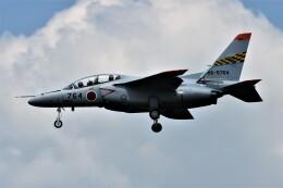 MSN/PFさんが、岐阜基地で撮影した航空自衛隊 T-4の航空フォト(飛行機 写真・画像)
