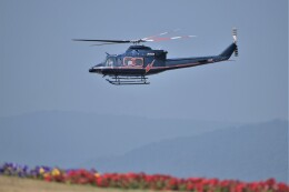 koumepapaさんが、旭川空港で撮影した鹿児島国際航空 412HPの航空フォト(飛行機 写真・画像)