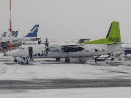 TA27さんが、ヘルシンキ空港で撮影したエア・バルティック 50の航空フォト(飛行機 写真・画像)
