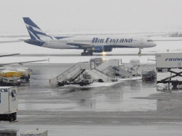 TA27さんが、ヘルシンキ空港で撮影したエア・フィンランド 757-28Aの航空フォト(飛行機 写真・画像)