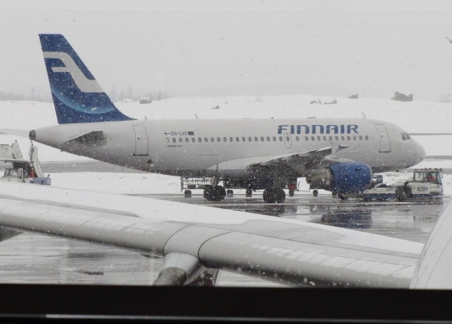 ヘルシンキ空港 - Helsinki Airport [HEL/EFHK]で撮影されたヘルシンキ空港 - Helsinki Airport [HEL/EFHK]の航空機写真(フォト・画像)