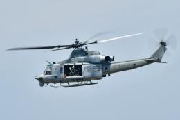 ROSENTHALさんが、関西国際空港で撮影したアメリカ海兵隊 UH-1Yの航空フォト(飛行機 写真・画像)