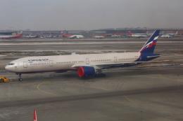 ちゅういちさんが、シェレメーチエヴォ国際空港で撮影したアエロフロート・ロシア航空 777-3M0/ERの航空フォト(飛行機 写真・画像)