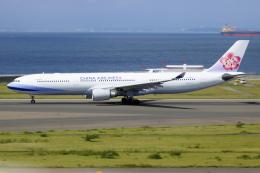 ▲®さんが、中部国際空港で撮影したチャイナエアライン A330-302の航空フォト(飛行機 写真・画像)