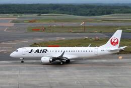 にしやんさんが、新千歳空港で撮影したジェイエア ERJ-190-100(ERJ-190STD)の航空フォト(飛行機 写真・画像)