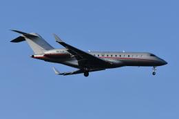 Deepさんが、成田国際空港で撮影したビスタジェット BD-700-1A10 Global 6000の航空フォト(飛行機 写真・画像)