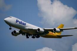 IMP.TIさんが、成田国際空港で撮影したポーラーエアカーゴ 747-87UF/SCDの航空フォト(飛行機 写真・画像)