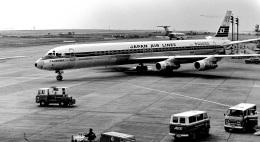 Y.Todaさんが、羽田空港で撮影した日本航空 DC-8-61の航空フォト(飛行機 写真・画像)