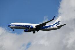 ポン太さんが、成田国際空港で撮影したアトラン・アヴィアトランス・カーゴ・エアラインズ 737-8AS(BCF)の航空フォト(飛行機 写真・画像)