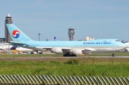 fly A340さんが、成田国際空港で撮影した大韓航空 747-4B5F/ER/SCDの航空フォト(飛行機 写真・画像)