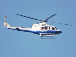 tetuさんが、札幌飛行場で撮影したティー・エム・シー・インターナショナル 412EPの航空フォト(飛行機 写真・画像)