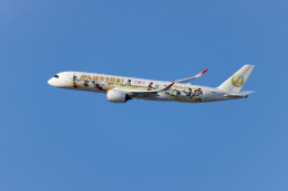 latchさんが、伊丹空港で撮影した日本航空 A350-941の航空フォト(飛行機 写真・画像)