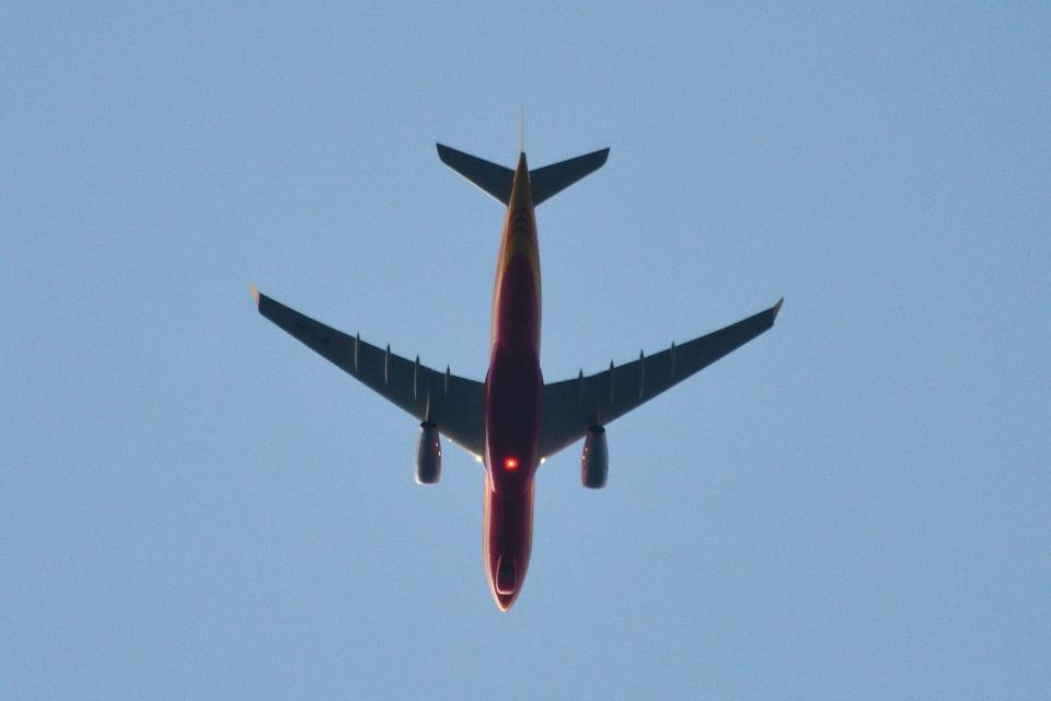 木人さんのエアー・ホンコン Airbus A330-200 (B-LDS) 航空フォト