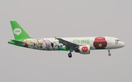hs-tgjさんが、プーケット国際空港で撮影したエアアジア A320-216の航空フォト(飛行機 写真・画像)