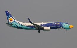 hs-tgjさんが、プーケット国際空港で撮影したノックエア 737-8FZの航空フォト(飛行機 写真・画像)