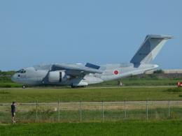 宮城の航空ファンさんが、松島基地で撮影した航空自衛隊 C-2の航空フォト(飛行機 写真・画像)