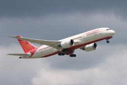 マーサさんが、成田国際空港で撮影したエア・インディア 787-8 Dreamlinerの航空フォト(飛行機 写真・画像)