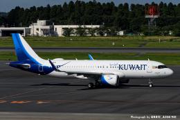 kina309さんが、成田国際空港で撮影したクウェート航空 A320-251Nの航空フォト(飛行機 写真・画像)