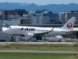 FT51ANさんが、福岡空港で撮影したジェイエア ERJ-170-100 (ERJ-170STD)の航空フォト(飛行機 写真・画像)