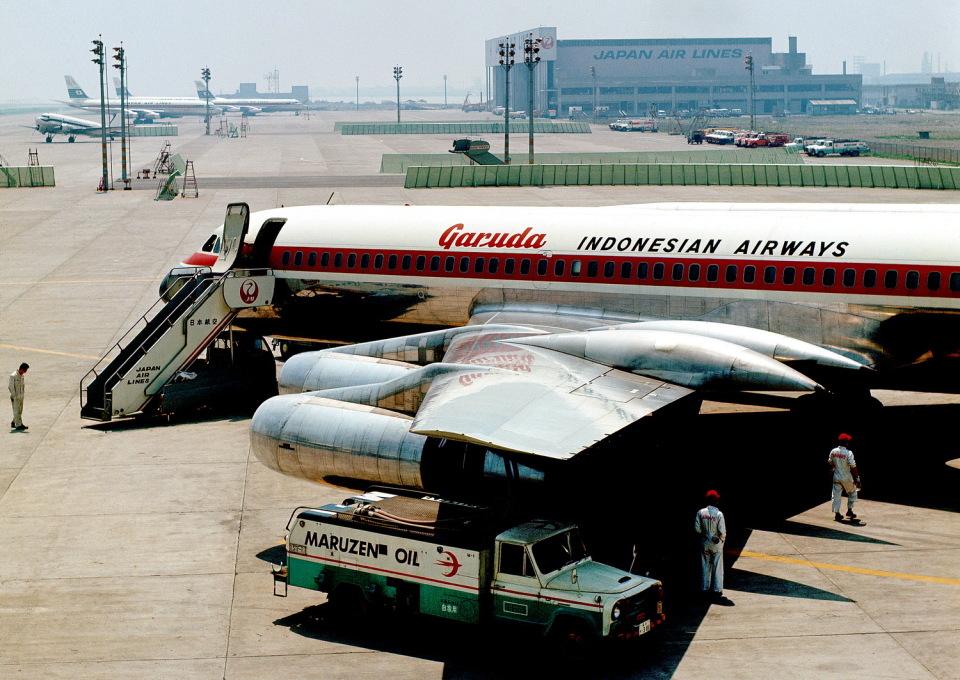 Y.Todaさんのガルーダ・インドネシア航空 (不明) 航空フォト