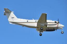 350JMさんが、厚木飛行場で撮影したアメリカ海軍 UC-12F Super King Air (B200C)の航空フォト(飛行機 写真・画像)
