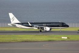 sumihan_2010さんが、羽田空港で撮影したスターフライヤー A320-214の航空フォト(飛行機 写真・画像)
