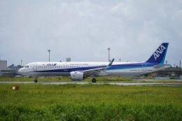 かろすけさんが、宮崎空港で撮影した全日空 A321-272Nの航空フォト(飛行機 写真・画像)