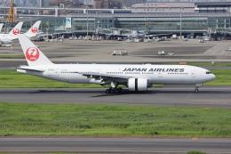 航空フォト:JA702J 日本航空 777-200