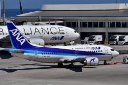 Take51さんが、那覇空港で撮影したANAウイングス 737-54Kの航空フォト(飛行機 写真・画像)