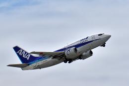 Take51さんが、那覇空港で撮影したANAウイングス 737-5L9の航空フォト(飛行機 写真・画像)