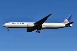 Deepさんが、成田国際空港で撮影したユナイテッド航空 777-322/ERの航空フォト(飛行機 写真・画像)
