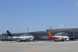 Take51さんが、那覇空港で撮影したチャイナエアライン 747-409の航空フォト(飛行機 写真・画像)