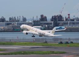 monjiro22001さんが、羽田空港で撮影した日本航空 A350-941の航空フォト(飛行機 写真・画像)