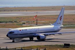 チャーリーマイクさんが、関西国際空港で撮影した中国国際航空 737-89Lの航空フォト(飛行機 写真・画像)