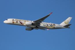 水月さんが、伊丹空港で撮影した日本航空 A350-941の航空フォト(飛行機 写真・画像)
