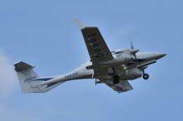 ワイエスさんが、鹿児島空港で撮影した日本法人所有 DA42 NG TwinStarの航空フォト(飛行機 写真・画像)