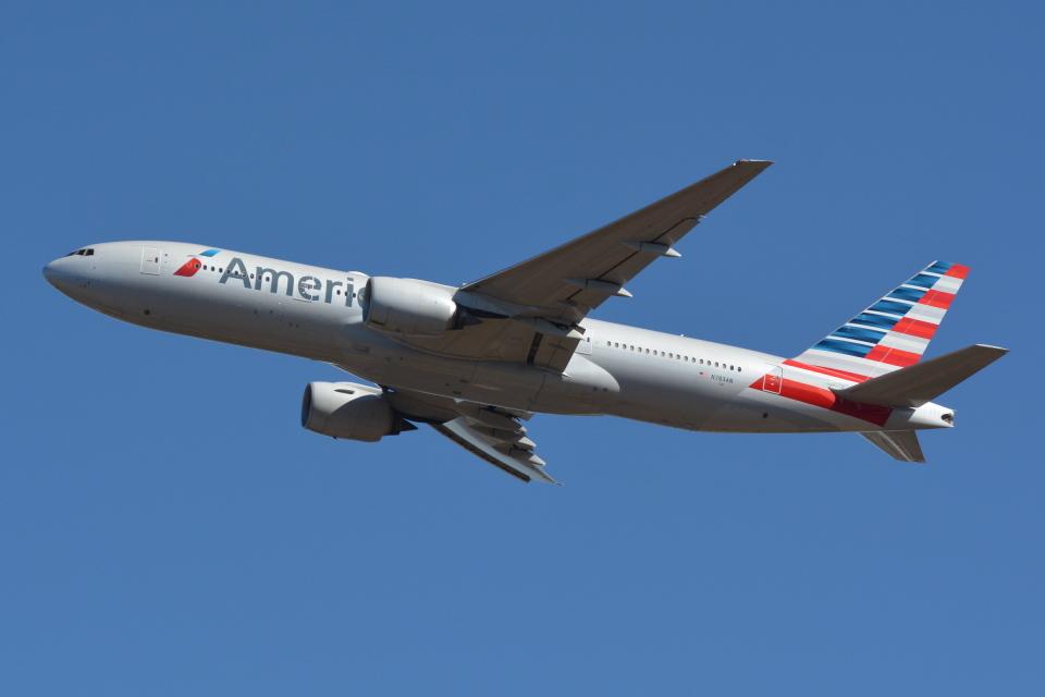 Deepさんのアメリカン航空 Boeing 777-200 (N783AN) 航空フォト