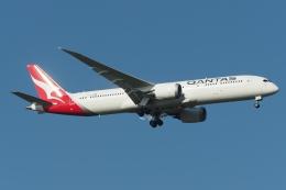木人さんが、成田国際空港で撮影したカンタス航空 787-9の航空フォト(飛行機 写真・画像)