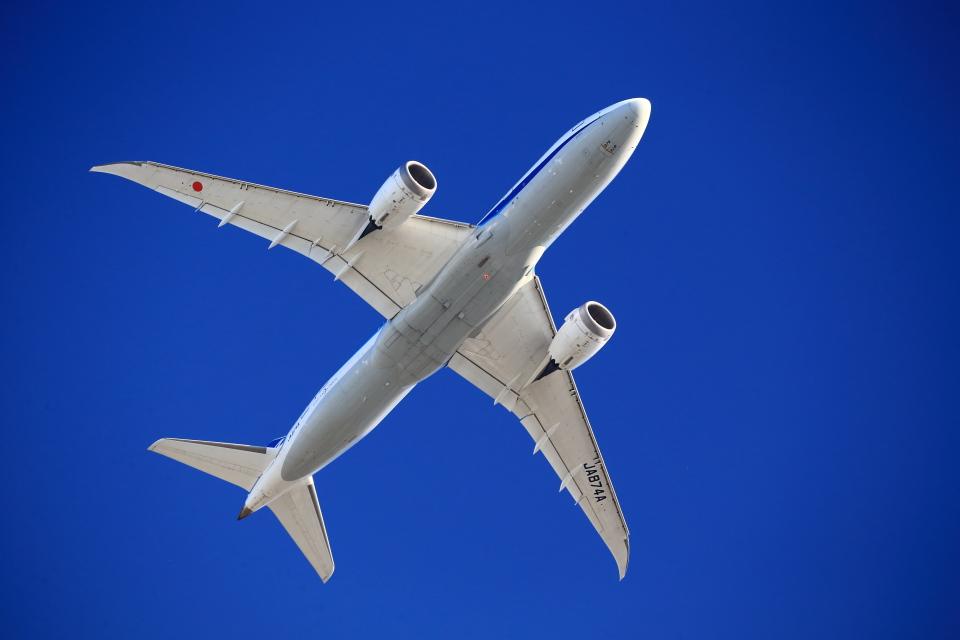 T.Sazenさんの全日空 Boeing 787-8 Dreamliner (JA874A) 航空フォト