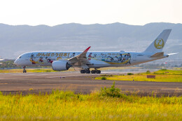 Astechnoさんが、伊丹空港で撮影した日本航空 A350-941の航空フォト(飛行機 写真・画像)