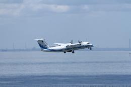 空旅さんが、羽田空港で撮影した海上保安庁 DHC-8-315 Dash 8の航空フォト(飛行機 写真・画像)