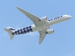 トタさんが、成田国際空港で撮影したフィンエアー A350-941の航空フォト(飛行機 写真・画像)