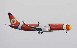 hs-tgjさんが、プーケット国際空港で撮影したノックエア 737-83Nの航空フォト(飛行機 写真・画像)