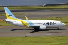 ▲®さんが、中部国際空港で撮影したAIR DO 737-781の航空フォト(飛行機 写真・画像)