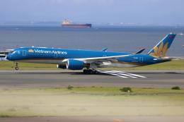 ▲®さんが、中部国際空港で撮影したベトナム航空 A350-941の航空フォト(飛行機 写真・画像)