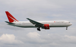 hs-tgjさんが、プーケット国際空港で撮影したロイヤル・フライト 767-3Q8/ERの航空フォト(飛行機 写真・画像)